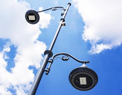 Éclairage public et Mise en lumière architecturale